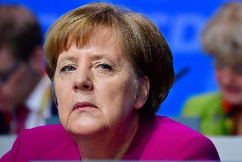 Mainekas ajaloolane ei pea Angela Merkelit suureks kantsleriks