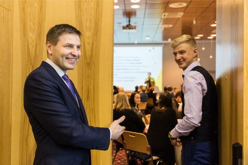 Pevkur: Kaja Kallas saab parteiprotsessides kaasa rääkida