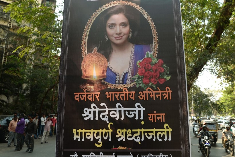 Legendaarne Bollywoodi kaunitar uppus vanni