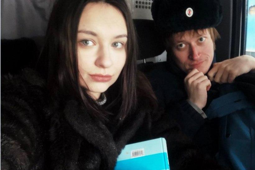 Pussy Rioti kallal tehti Krimmis meditsiinilisi teste