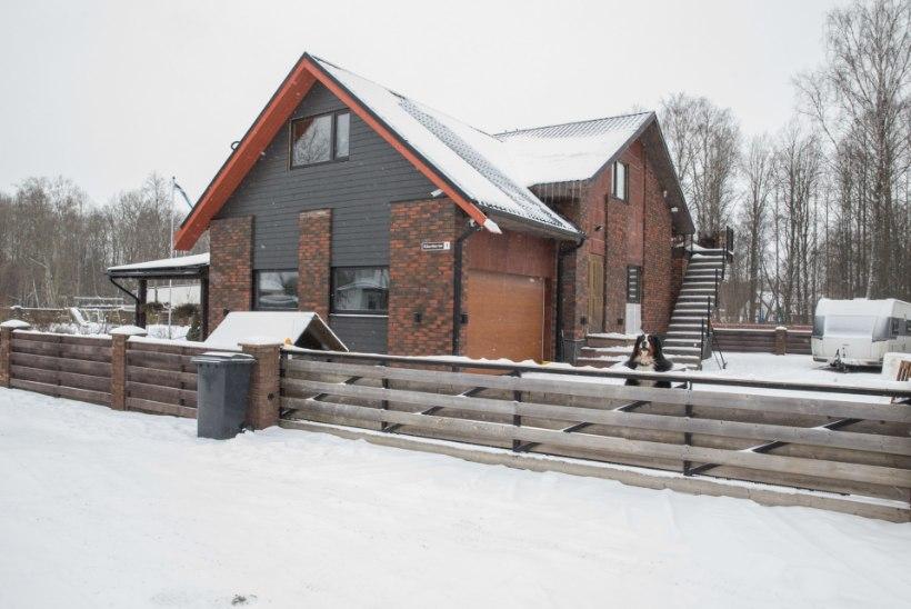 """""""Kodutundele"""" annetusi koguv firma ostis endale ligi 295 000 euro eest maja"""