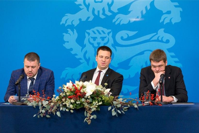 Ratas tõttas Ossinovski kaitsele: tema saavutuste hindamine pelgalt piirikaubanduse kontekstis on selgelt ülekohtune