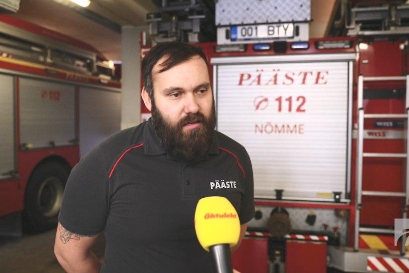 ÕL VIDEO | Päästja jagab soovitusi: mida jälgida, et maja kütmisest ei tõuseks leek?