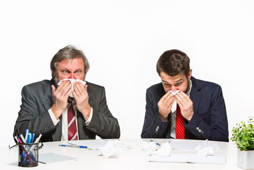 Kui ruttu võib pärast külmetust või grippi jälle inimeste sekka tulla?