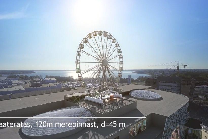 VIDEO   EAS annab vaateratta rajamiseks 1,44 miljonit ja ennustab 7 miljonit eurot turismitulu