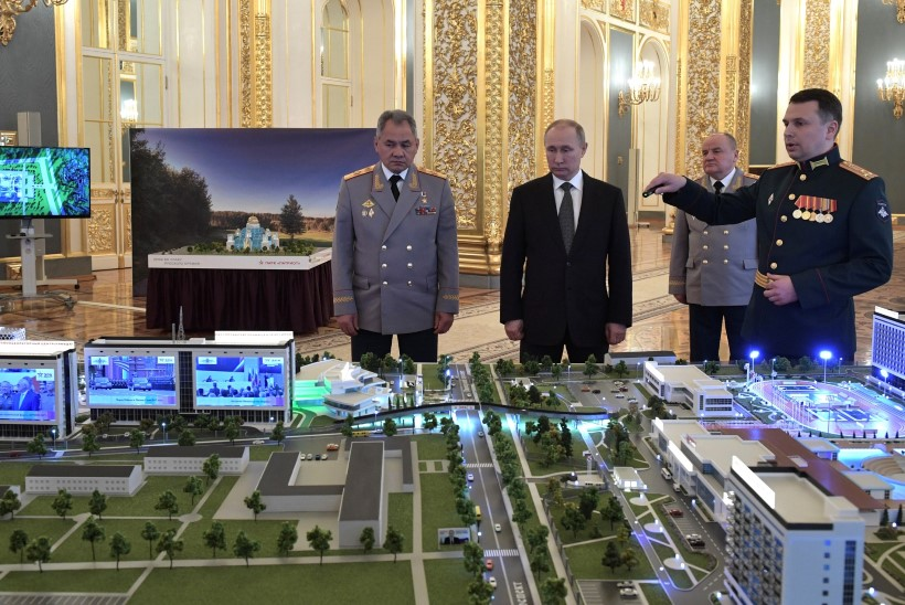 Putin tahtis Eesti kaudu raha pesta