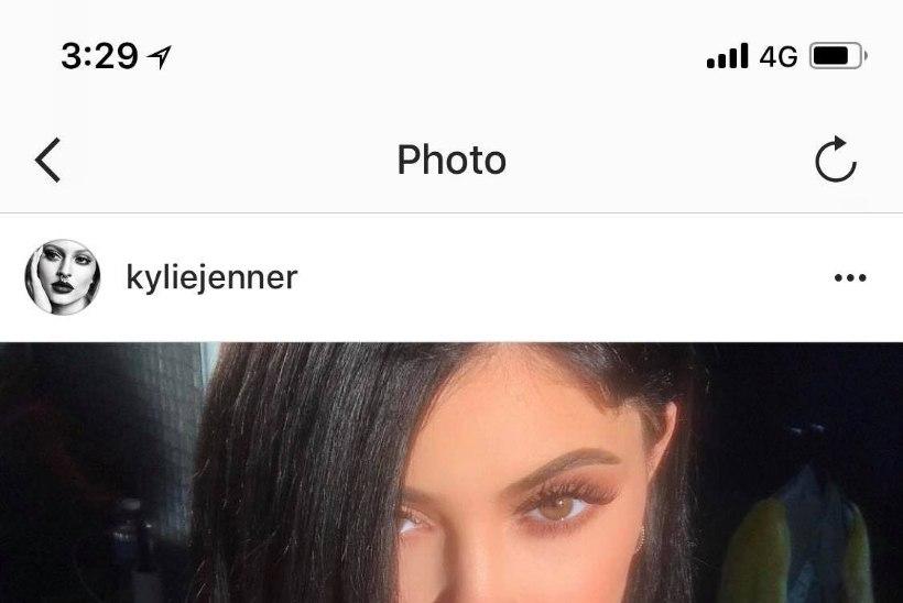FÄNNID RAEVUS: imetav ema Kylie Jenner kahjustab oma last!