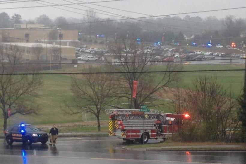USA õpetaja üritas klassiruumis laste pihta tulistada