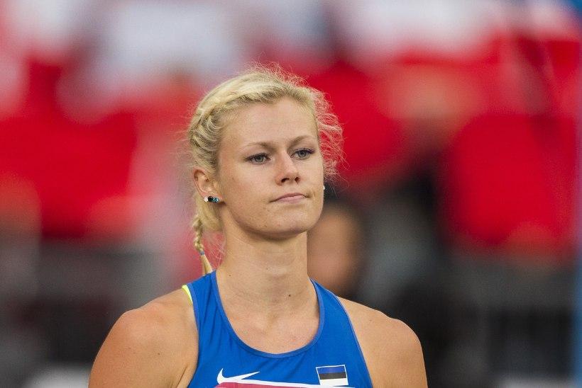 Mari Klaup-McColl – abielu Uus-Meremaal, treeningud Rootsis, süda ja juured Eestis
