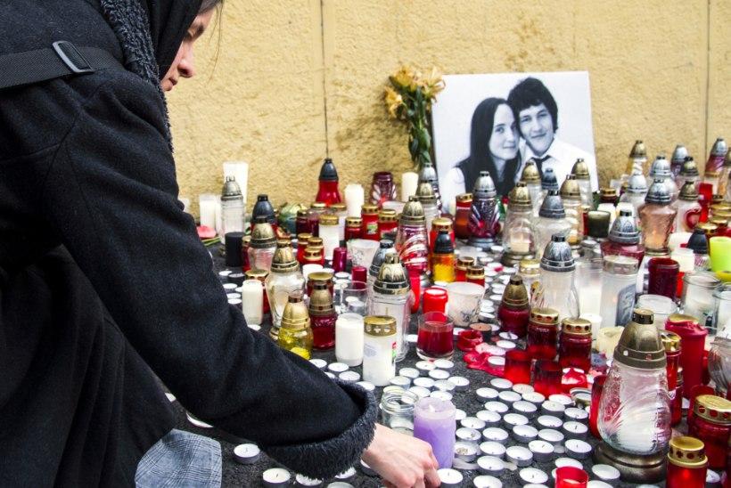 Mõrvatud ajakirjanik uuris Itaalia maffia ja Slovakkia valitsuse sidemeid