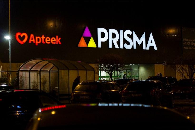 4f18d1c26c6 ÖÖSEL POODLEMA: Sikupilli Prisma ootab külastajaid ööpäev läbi ...