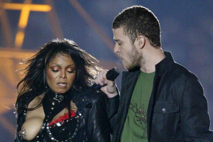 Janet Jacksoni pere pole Timberlake'ile tissipaljastust andestanud