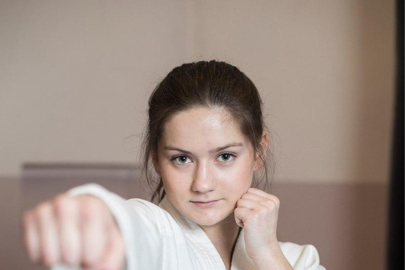 Eesti karatepiigad tegid EMil ajalugu ja võitsid kaks medalit!
