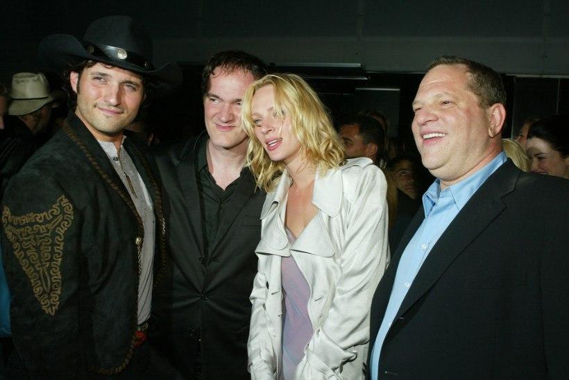 Uma Thurman: Weinstein tungis mulle hotellitoas kallale