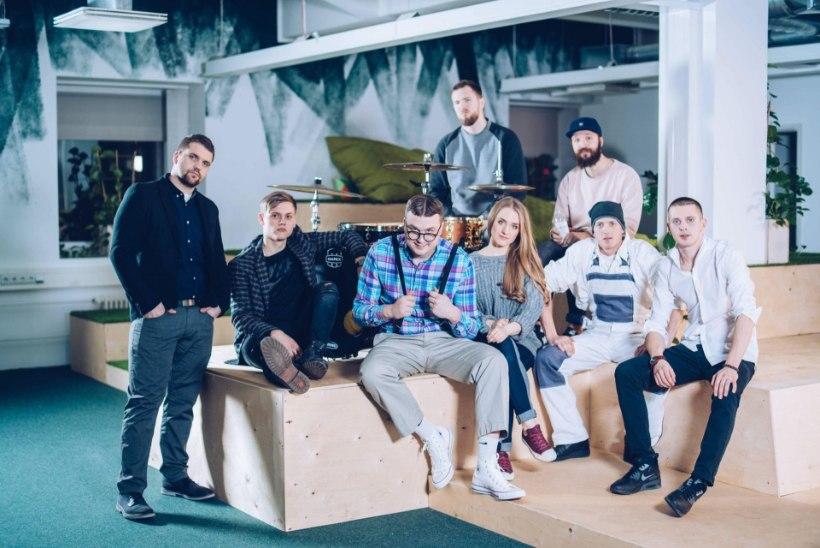 Räpipunt Põhja-Tallinn andis välja uue muusikavideo