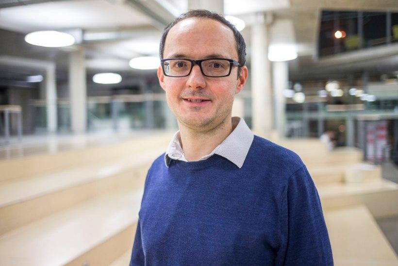 Daniele Monticelli: ma ei usu, et olen teinud väga palju rohkem kui keskmine eestlane