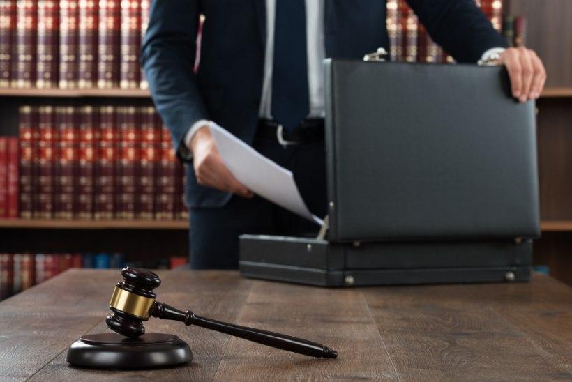 Püüdlik advokaat kasseeris töö eest raha nii riigilt kui ka kliendi emalt