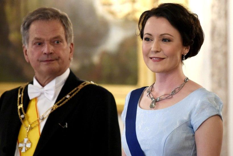 Soome president sai päev pärast ametisse vannutamist poja