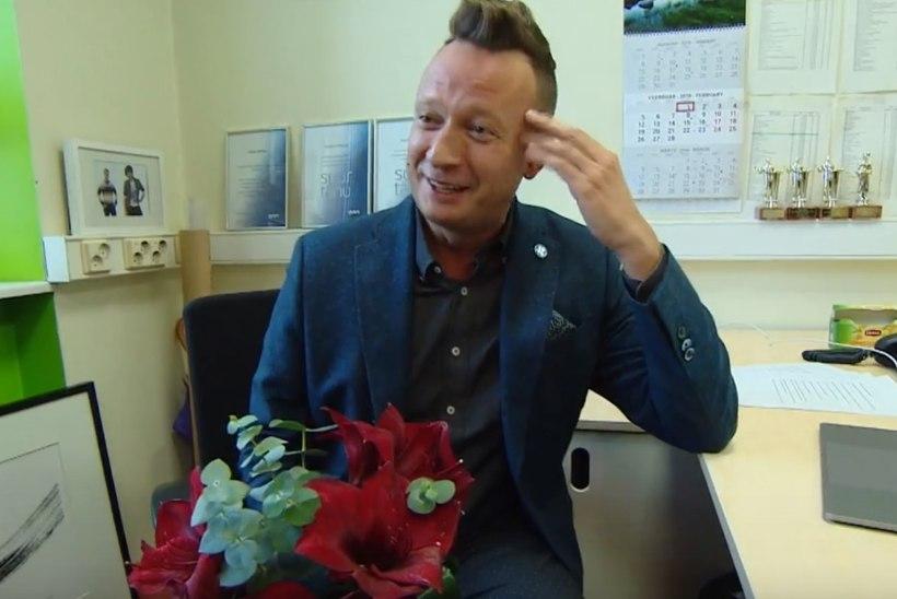 VIDEO | Presidendilt saab teenetemärgi ka teletäht Marko Reikop: olen esimest korda elus sõnatu