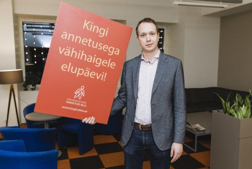 Toivo ja Hille aumärk: miljonite eurode eest kingitud eluaega