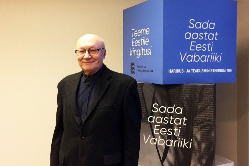 Teenetemärgi kavaler Jaan Laidmets ajas õpetajatele välja riiklikud preemiad