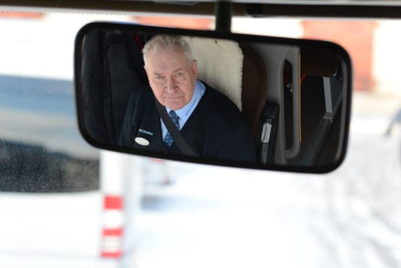 Valgetähe medali pälvinud bussijuht: ma pole millegi nimel töötanud, olen lihtsalt tööd teinud