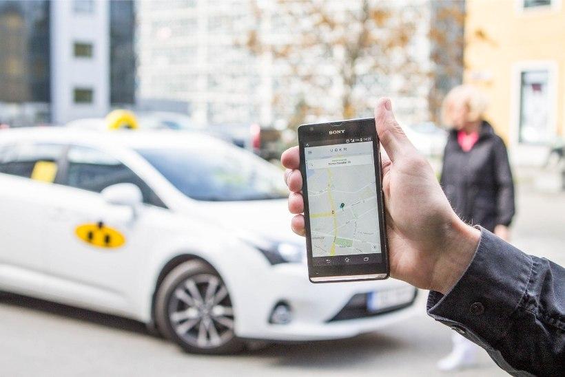 Tallink Takso juht: Taxify ja Uberi laadsed ettevõtted ei ole meile ja teistele tõsistele taksofirmadele konkurendiks