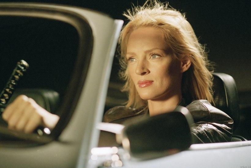 Thurman: Tarantino saatis mind logu autoga surmasõidule!