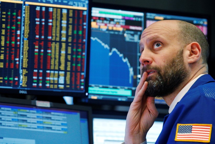 USA börsil tekkinud paanika levis üle maailma