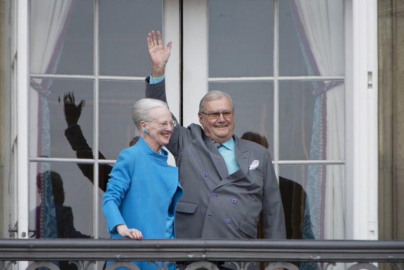 Taani kuninganna abikaasa kopsust leiti kasvaja