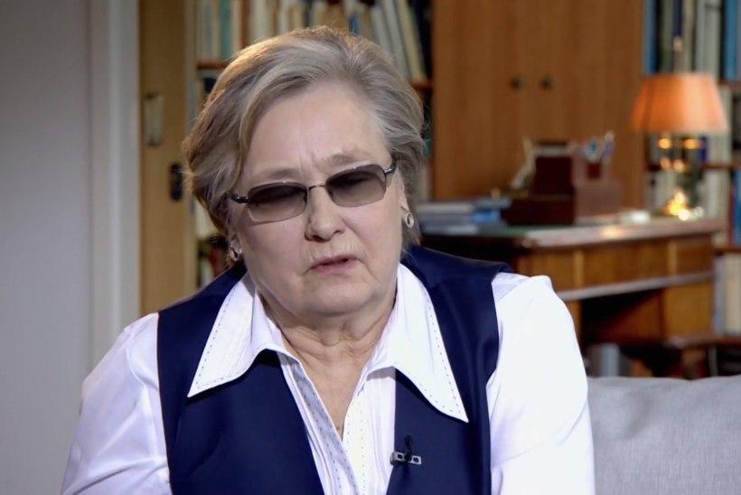 """HELLE MERI AVAMEELNE INTERVJUU """"PEALTNÄGIJALE"""": Lennarti surmale eelnev oli eriti raske"""