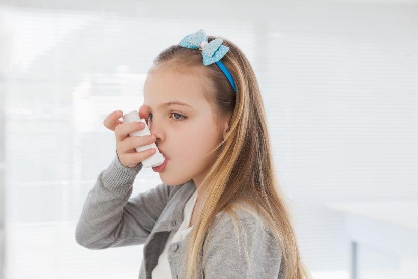 Astmahaigetele lastele määratakse puue liiga kergel käel?