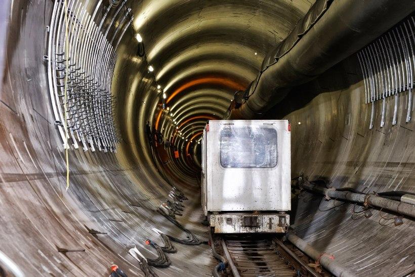 Tallinna-Helsingi tunnel läheb maksma ligi 16 miljardit eurot