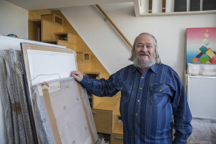 LEONHARD LAPIN: tahaksin panna näitusele teose Vigala Sassi mälestuseks