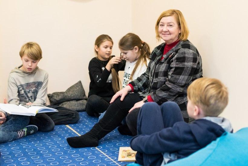 Koolivanaema: saan rõõmu, lastelt õppida. Ja mis põhiline – mind vajatakse, kogu minu elukogemust ja tarkust