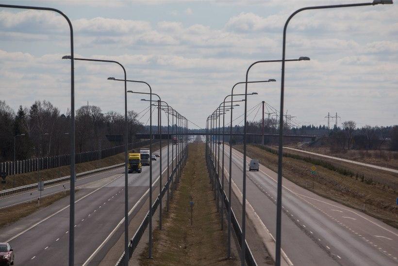 BLOGIPIDAJA ANALÜÜS: kellele on vaja neljarealist Tallinna-Tartu maanteed?
