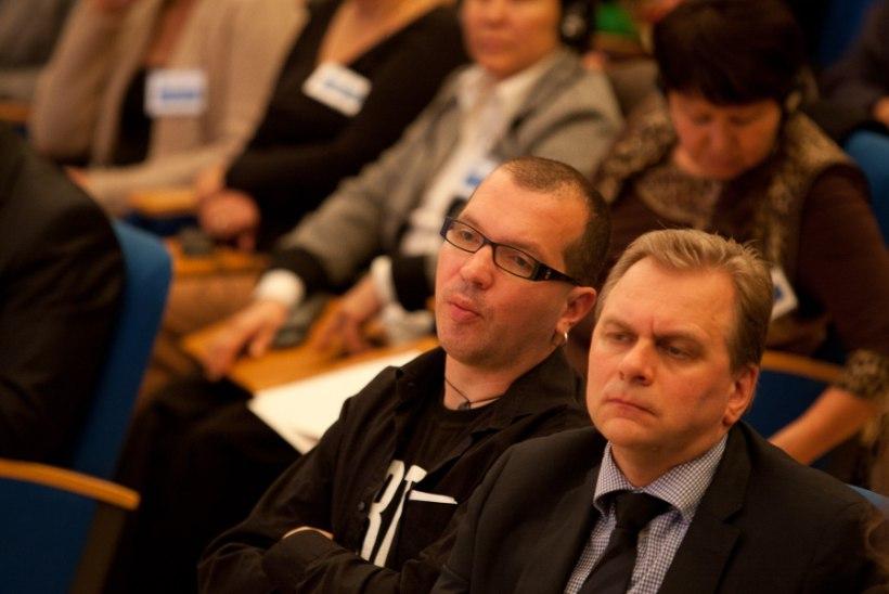 Juku-Kalle Raid ja Andres Herkel esitasid prokuratuurile Keskerakonna kohta kuriteoteate