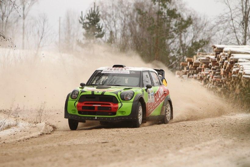 Eesti meistrivõistluste etapil on taas stardis üks WRC auto, noorte hulgas näitab oskusi Petter Solbergi poeg