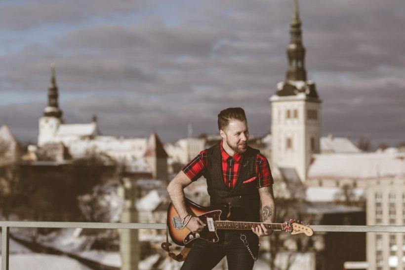 Эстонский музыкант Александр Жеделёв: «Музыка – это огромный океан с большой глубиной и простором»