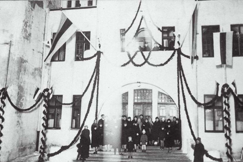 Eesti sünnipäevad vabas riigis ja okupatsioonide ajal