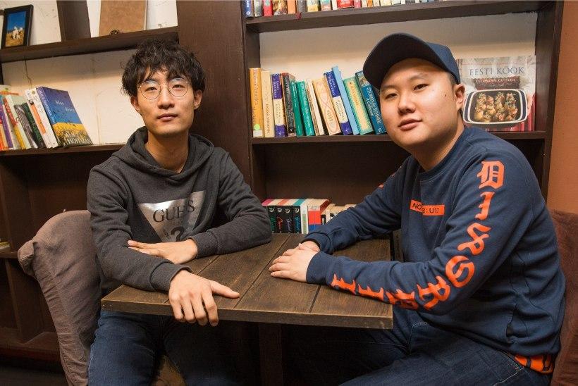 Eestis elavad Lõuna-Korea tudengid loodavad, et poliitika OMil sporti ei varjuta