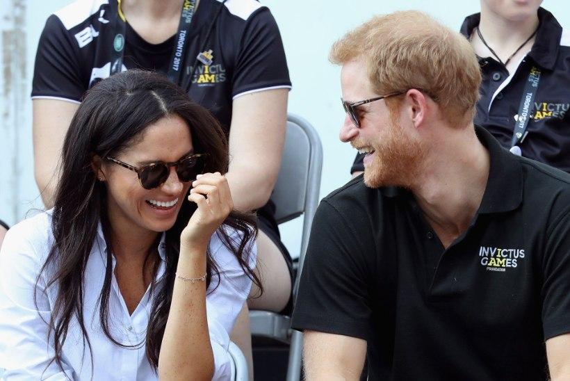 Kanalil Fox Life linastub dokumentaalfilm prints Harry ja Meghan Markle'i armastusloost