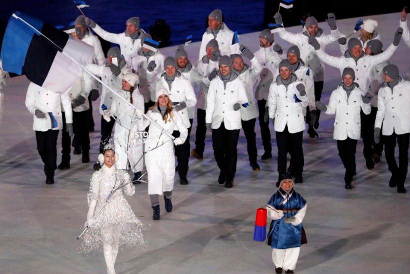 ÕL OLÜMPIAL | Miks eestlased avatseremoonial ei tantsinud? Zahkna naljatas: võib-olla aafriklastel oli natuke külmem