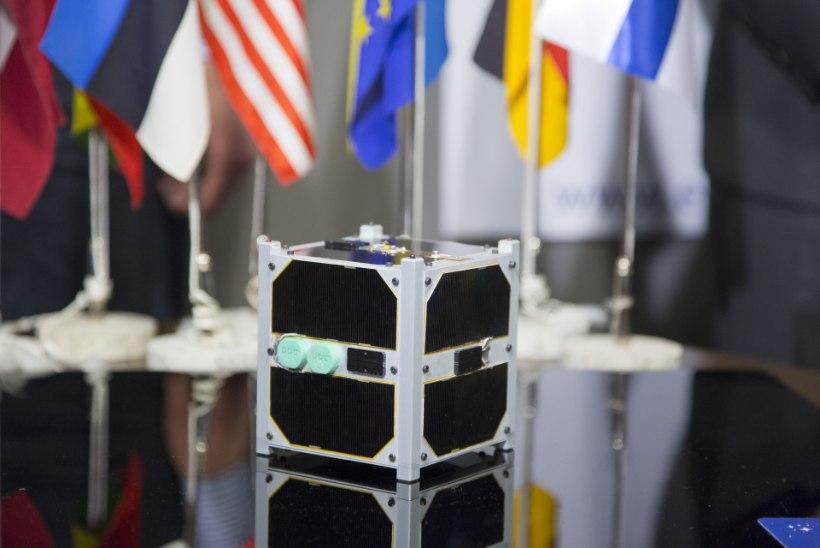 SADA SÜNDMUST, MIS MÕJUTASID EESTIT | 13. koht: uus reaalsus: IT-innovatsioonid, e-riik ja kosmoseriik