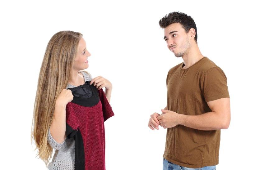 """""""Kallis, see kleit ei maksnud üldse palju!"""" ehk miks ja mille kohta me valetame?"""