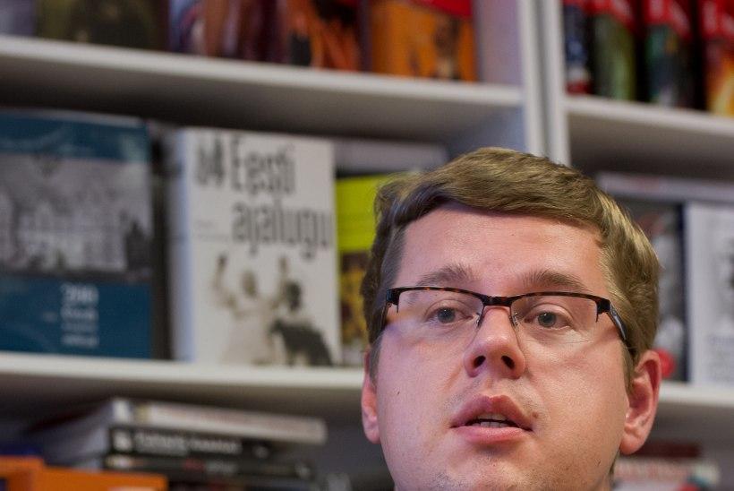 Aasta raamatusõbraks valiti Tauno Vahter