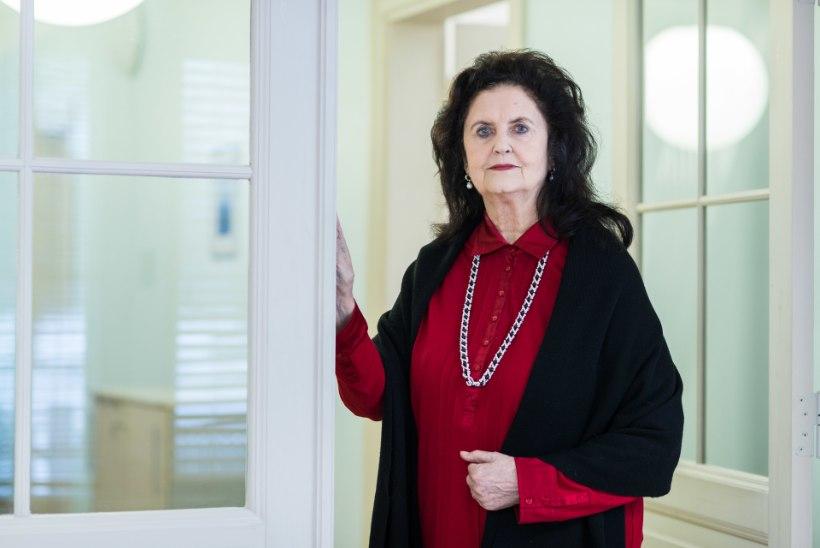 Ingrid Rüütel: ma ei tahtnud, et Arnold presidendiks saab, pidin seetõttu ohverdama oma rahvusvahelise karjääri