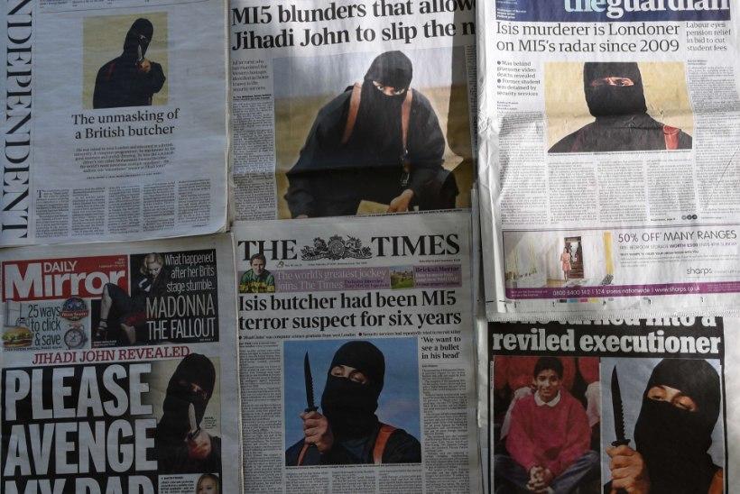 Ohvrite lähedased soovivad briti ISISe jõhkardite kohtuprotsessi