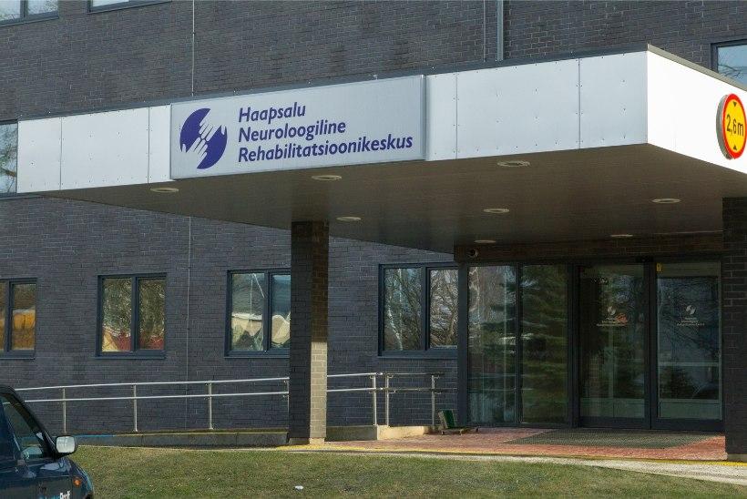 Haapsalu rehabilitatsioonikeskusest võib saada haigla