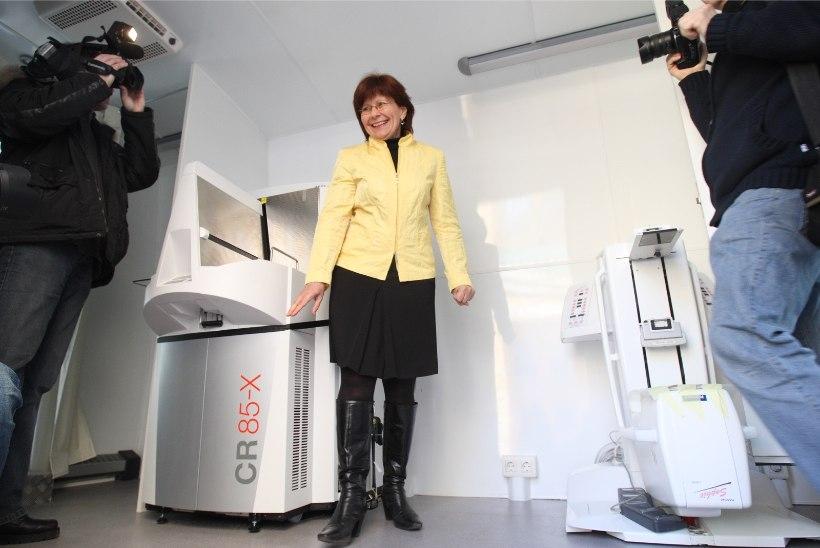 """Onkoloog: """"Ilmas on suuremaid muresid, kui pesemata kardinad või tolmurull nurgas."""""""